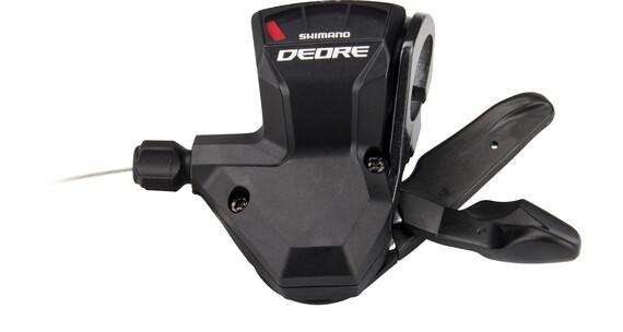 Shimano Deore SL-M590 - Commande de vitesse - 3 vitesses noir